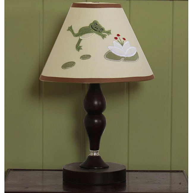 leap froggy lamp shade free shipping on orders over 45. Black Bedroom Furniture Sets. Home Design Ideas