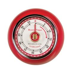 Retro Red Kitchen Timer - Thumbnail 2
