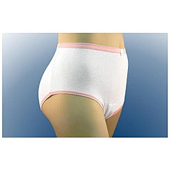 Inspire Premium Cotton Protective Panties with Pocket for Disposable Liner (Case of 200)