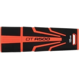 Kingston 16GB DataTraveler R500 DTR500/16GB USB 2.0 Flash Drive