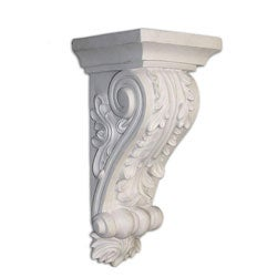 Leaf Corbel Wall Ornament