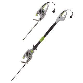 Earthwise Convertable 2-in-1 Hedge Trimmer