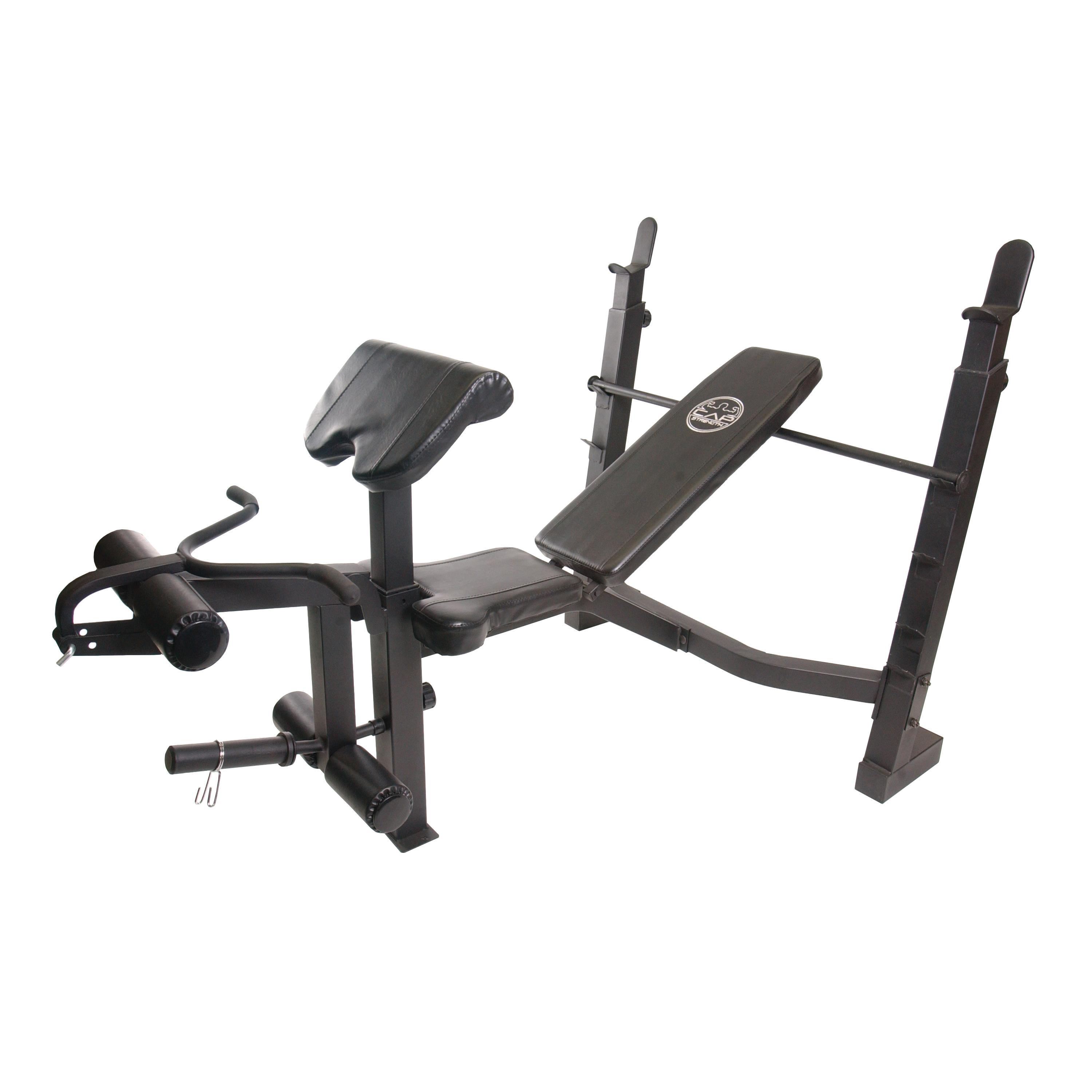 CAP Barbell Olympic-size Advanced Weight Bench