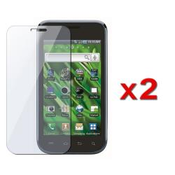 INSTEN Clear Screen Protector for Samsung T959 Vibrant (Pack of 2)