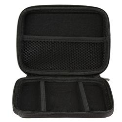 INSTEN Carrying Phone Case Cover for Portable GPS Navigator - Black - Thumbnail 1