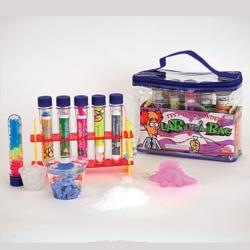 Be Amazing Lab-in-a-Bag Test Tube Wonders Chemistry Kit