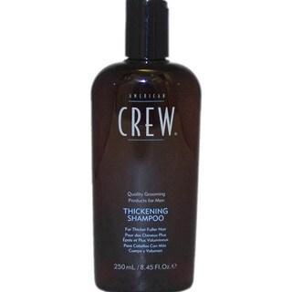 American Crew Men's 8.45-ounce Thickening Shampoo