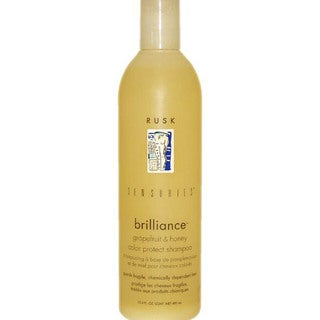 Rusk 13.5-ounce Brilliance Shampoo