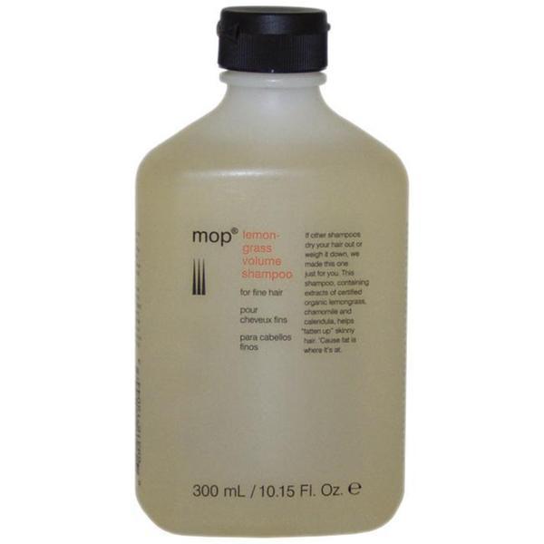 MOP Lemongrass 10.1-ounce Volume Shampoo for Fine Hair