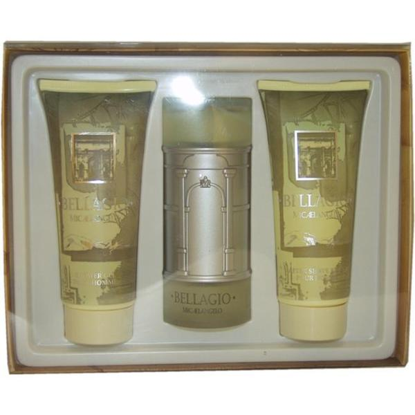 Bellagio Men's 3-piece Fragrance Set