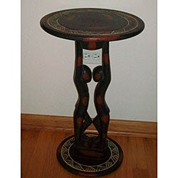 Sese Wood Lovers Table (Ghana)