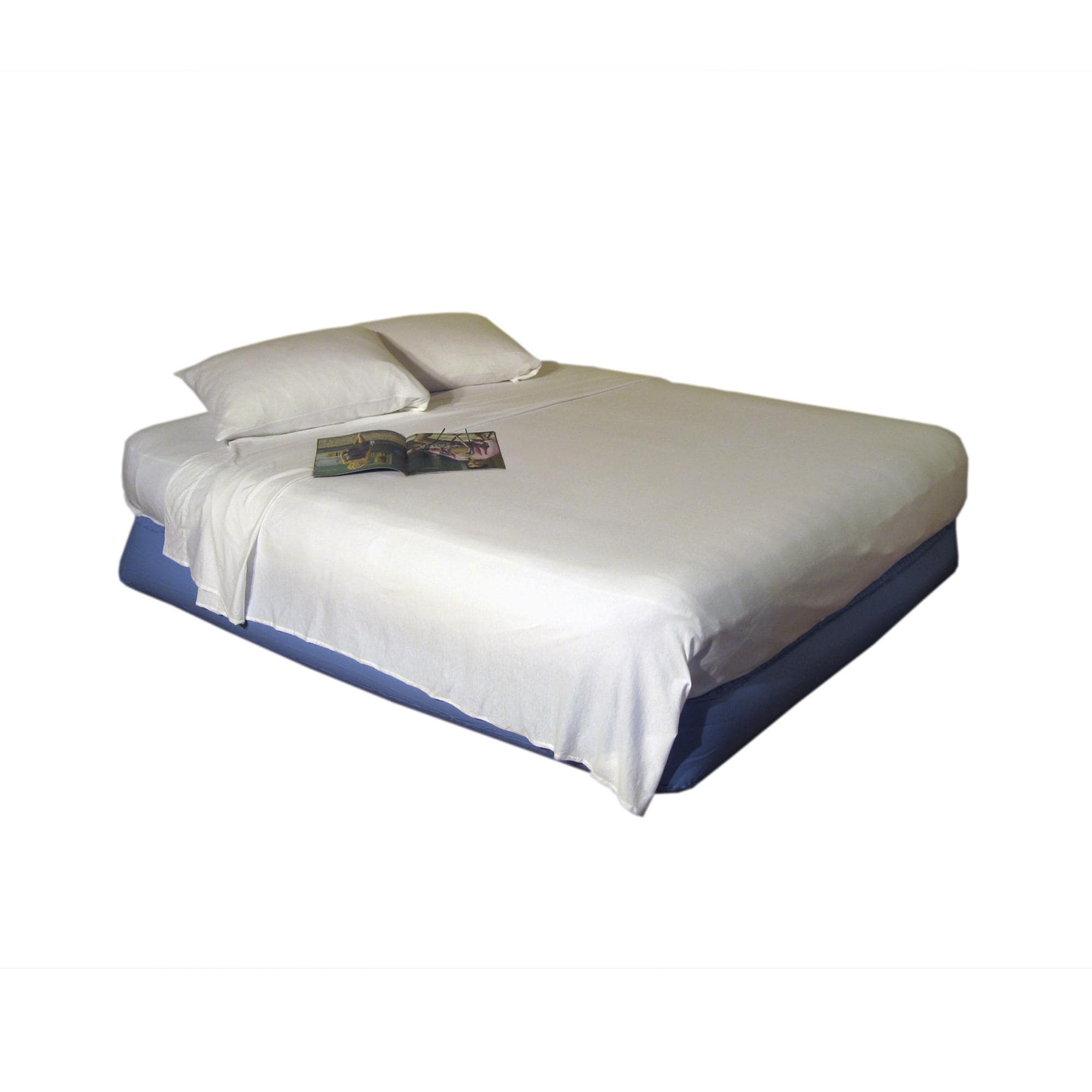Bed sheet sets full - Full Size Airbed Cotton Jersey Sheet Set