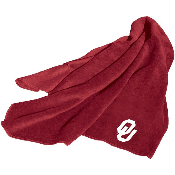 Oklahoma Fleece Throw