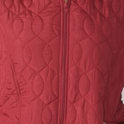 Kenpo Women's Quilted Zip-Front Jacket
