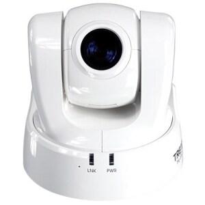 TRENDnet ProView TV-IP612P Network Camera - Color, Monochrome