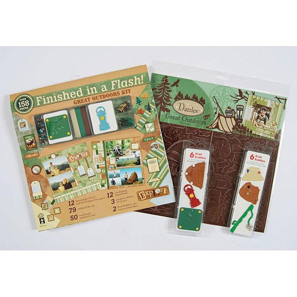 Great Outdoors Scrapbooking Collection
