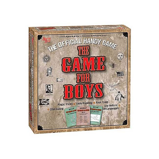 The Game for Boys