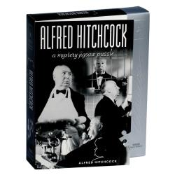 Alfred Hitchcock Mystery 1000-piece Jigsaw Puzzle - Thumbnail 0