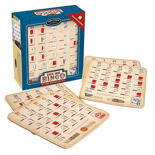 University Games State Fair Bingo Cards Expansion Set - 12-piece Set