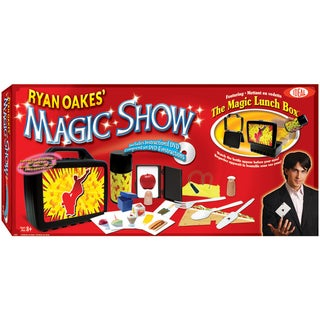 Ryan Oakes' Magic Lunch Box Set with DVD Magic Set
