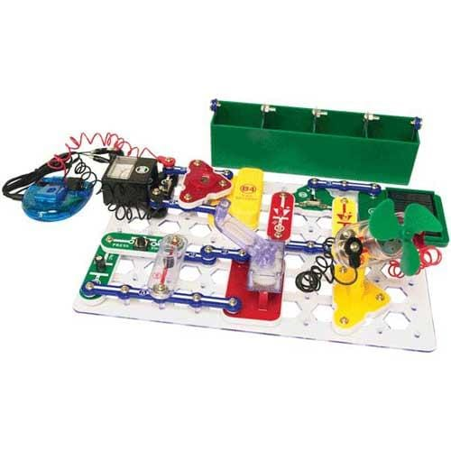 Snap Circuits Green Kit Free Shipping Today Overstock