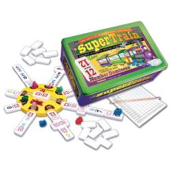 SuperTrain Dominoes Game