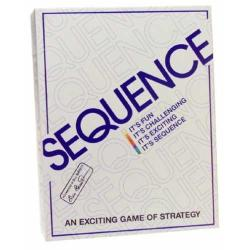 Sequence Game - White - Thumbnail 0