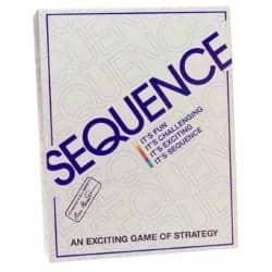 Sequence Game - White