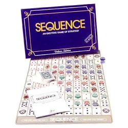 Sequence Deluxe Edition Game