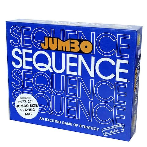 Jumbo Sequence Game