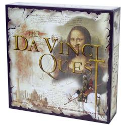 The DaVinci Quest Game