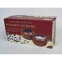 Burlwood GO Bowls (Set of 2)