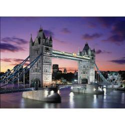 Tower Bridge, London 1000-piece Neon Jigsaw Puzzle