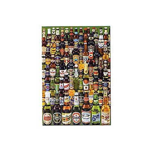 Beers 1000-piece Jigsaw Puzzle