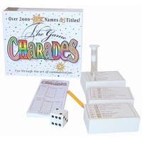Are You Game? Charades The Game Family Board Toy