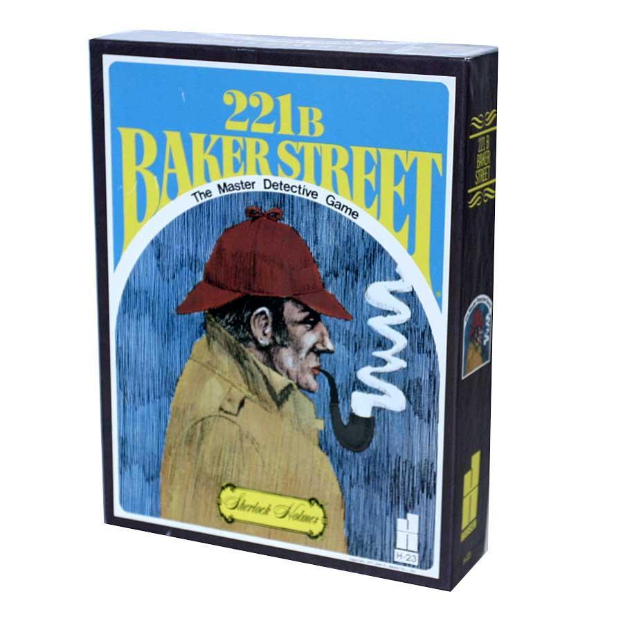 221b baker street the master detective game online