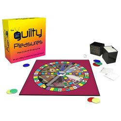 Guilty Pleasures Trivia Game