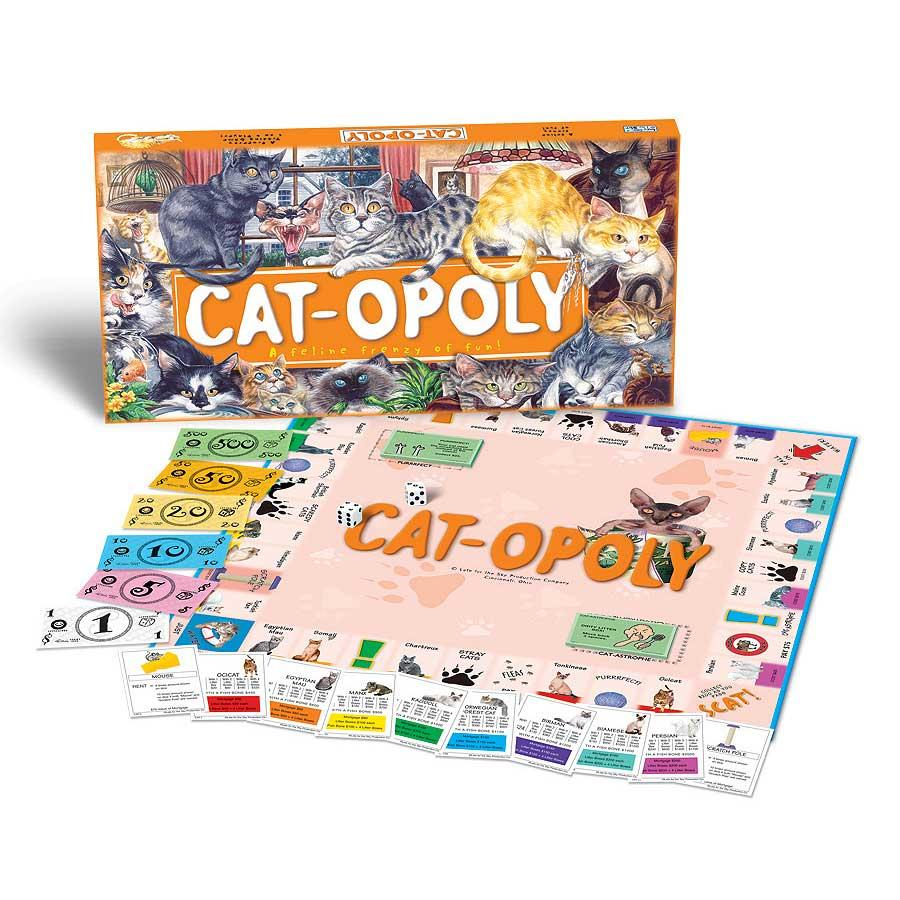 Cat-opoly Game - Thumbnail 0