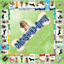 Dachshund-opoly Game