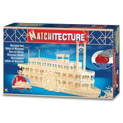Matchitecture Mississippi Boat - Thumbnail 0