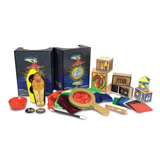 Melissa & Doug Deluxe Magic Set|https://ak1.ostkcdn.com/images/products/5518586/P13298761.jpg?impolicy=medium