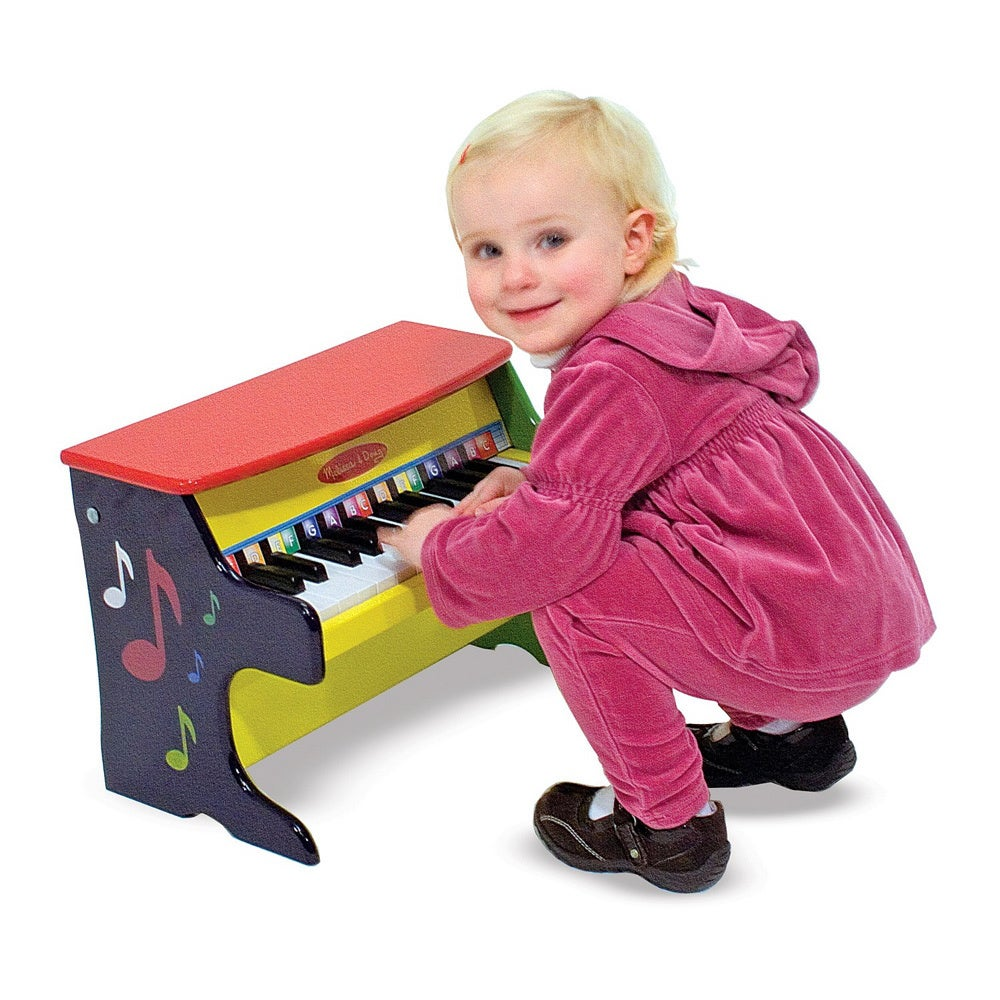 Melissa and Doug Learn-to-Play Piano, Multi