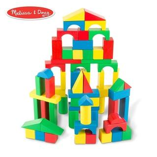 Melissa & Doug Set of 100 Wood Blocks|https://ak1.ostkcdn.com/images/products/5518598/P13298772.jpg?impolicy=medium