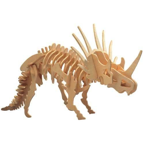 Styracosaurus Wooden Puzzle