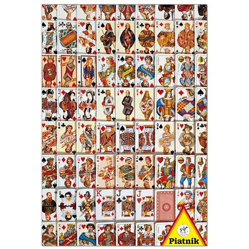 Playing Cards 6000-pc Puzzle
