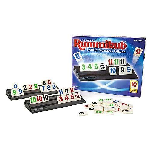 Rummikub Large Number Edition Board Game