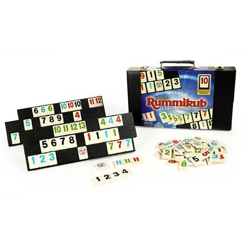 Deluxe Rummikub Large Case Edition - Thumbnail 0