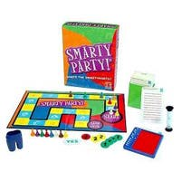 Smarty Party Board Game