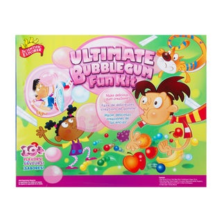 Scientific Explorer Ultimate Bubble Gum Fun Kit