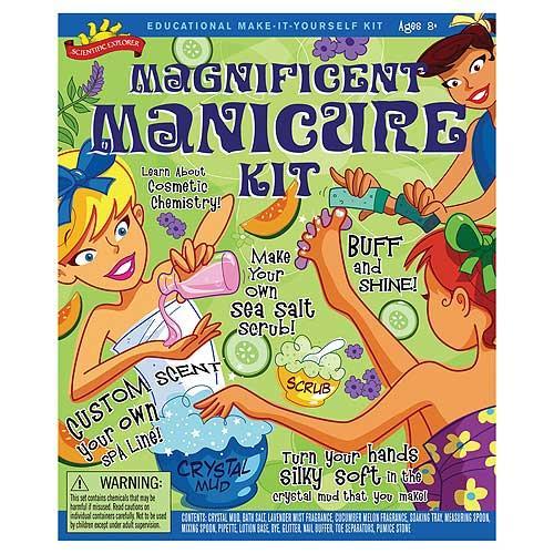 Magnificent Manicure Kit